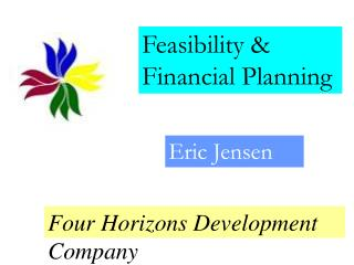 Feasibility  Financial Planning