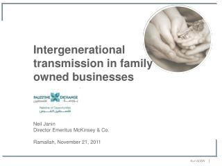 Intergenerational transmission in family owned businesses