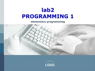 Lab2 PROGRAMMING 1