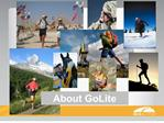about golite