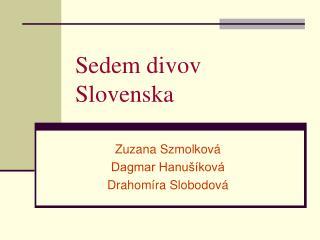 Sedem divov Slovenska