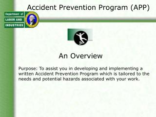 accident prevention program app