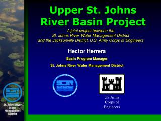 upper st. johns river basin project