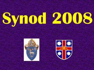 Synod 2008