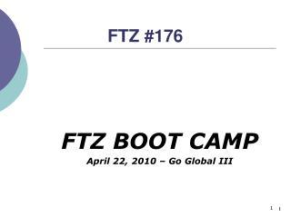 FTZ 176