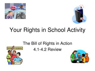 Your Rights in School Activity