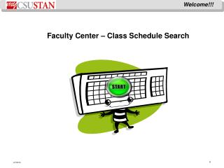 Search   Class Schedule or Catalog