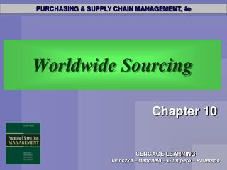 Worldwide Sourcing