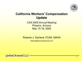 Garland Actuarial LLC