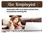 Go Employed - Online HR System