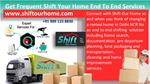 Get Frequent Shift Your Home End To End Services in Delhi