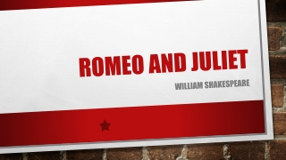 Act Two Romeo  Juliet