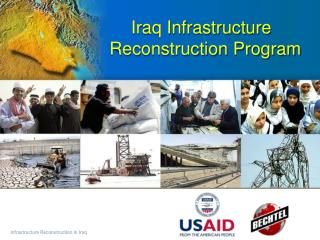 Iraq Infrastructure Reconstruction Program