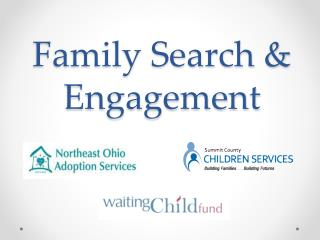 Family Search  Engagement