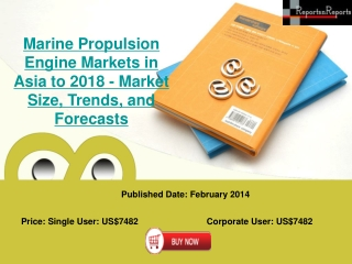 Asia Marine Propulsion Engine Market