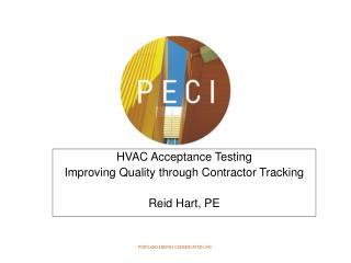 hvac acceptance testing
