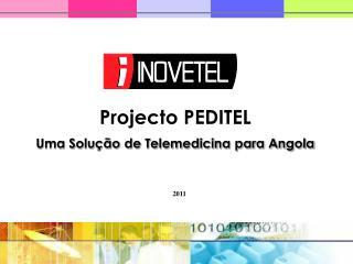 Projecto PEDITEL  Uma Solu  o de Telemedicina para Angola