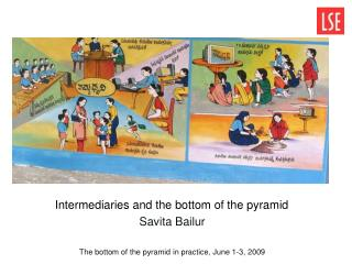 Intermediaries and the bottom of the pyramid