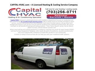 CAPITAL-HVAC.com