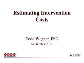 Estimating Intervention Costs