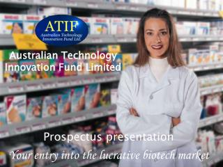 Australian Technology  Innovation Fund Limited