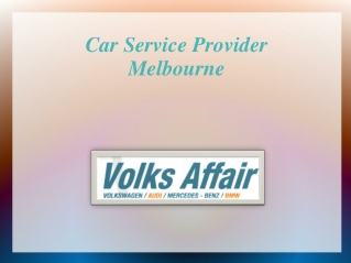 BMW Car Repairing  And Servicing In Melbourne