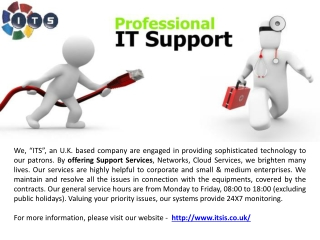 Cloud Services Providers South West