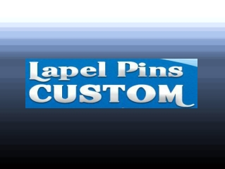 Amazing Customized Lapel Pins For Sale