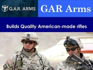 GAR Arms
