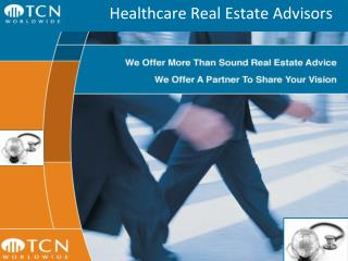 Healthcare Real Estate Advisors