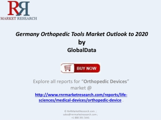 Germany Orthopedic Tools Market Trends and developments in i