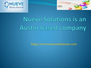 Austin based web design and development company.