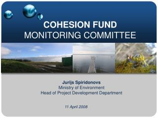COHESION FUND MONITORING COMMITTEE
