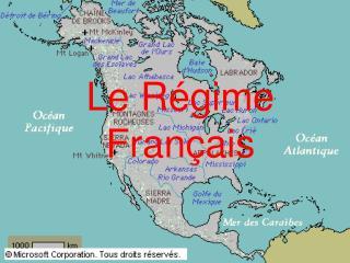 Le R gime Fran ais