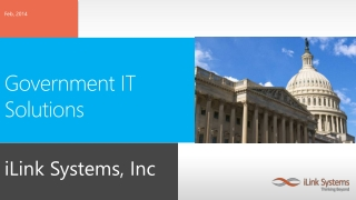 Government IT Solution Provider