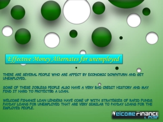 Money Making Ideas for Unemployed people in UK