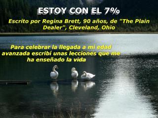ESTOY CON EL 7