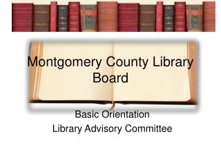 Montgomery County Library Board