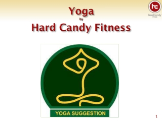 Yoga in Sydney by Hard Candy Fitness