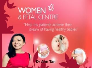 Dr Ann Tan- Gynaecologist