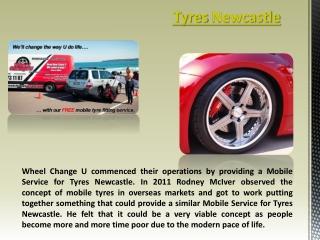 Tyres Newcastle
