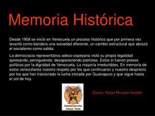 Memoria Hist rica