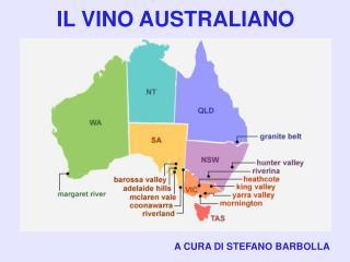 IL VINO AUSTRALIANO