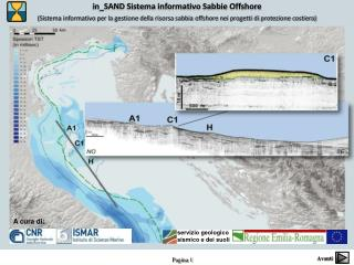 In_SAND Sistema informativo Sabbie Offshore  Sistema informativo per la gestione della risorsa sabbia offshore nei proge