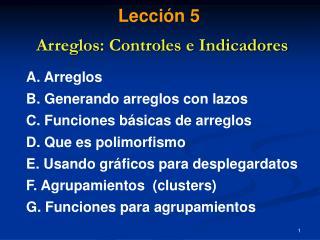 Lecci n 5
