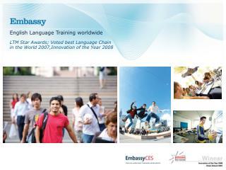 English Language Training worldwide