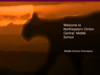 Sixth Grade Orientation