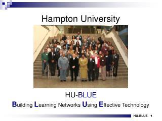 HU-BLUE