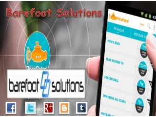 Barefoot Solutions - Mobile Application Development Company