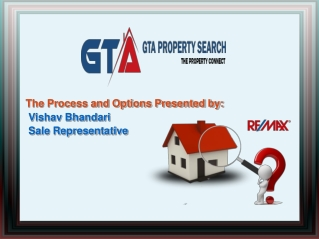 Search Property in Toronto
